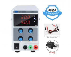 toppower electroforming rectifier 5A