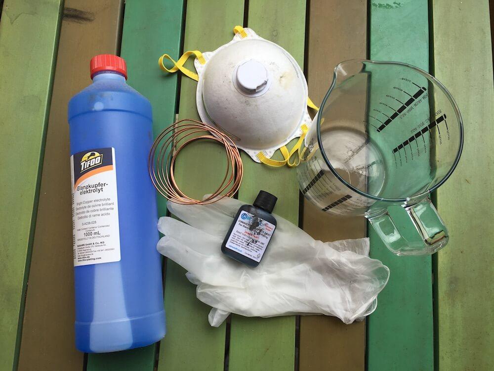electroforming kit