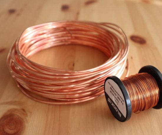 copper wire for electroforming