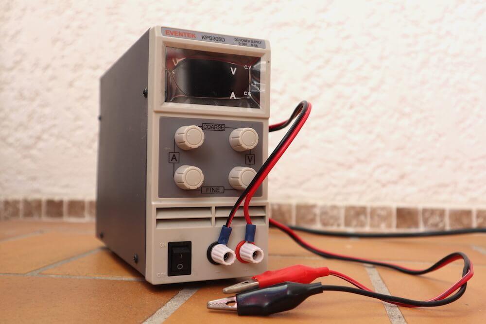 rectifier for electroforming eventek