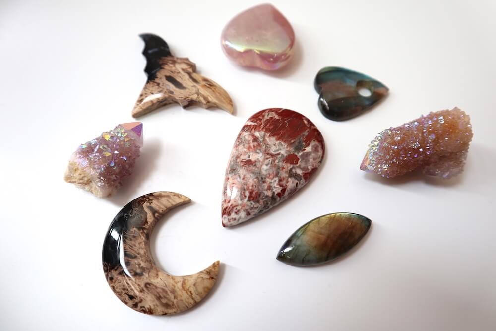 where to buy crystals for electroforming